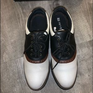 FOOTJOY GOLF SHOES SIZE 12